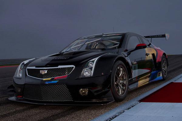 2016 Cadillac ATS-V.R