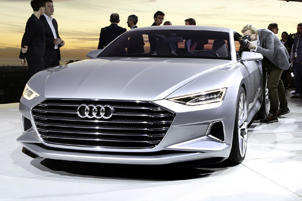 Audi Prologue Concept Event