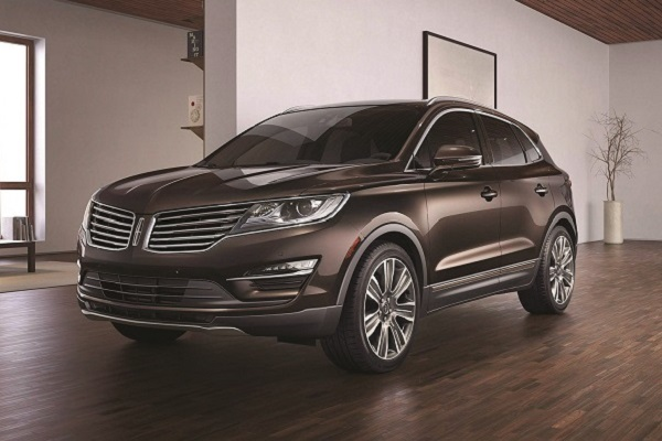 2015 Lincoln MKC Black Label Indulgence Chroma Couture