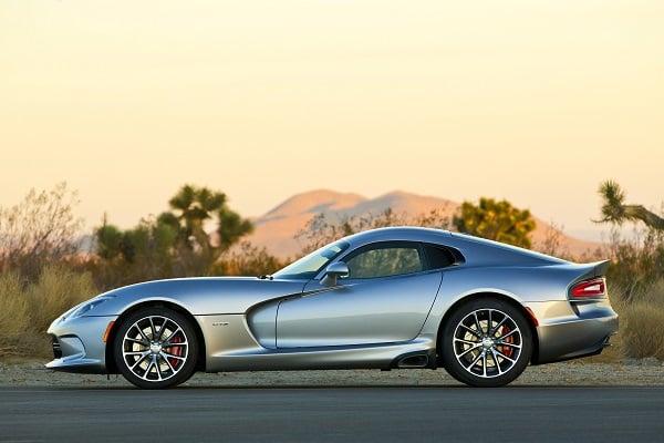 2015.5 Dodge Viper SRT GTS