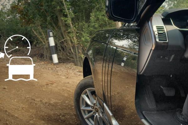 Land Rover Range Rover ATPC system