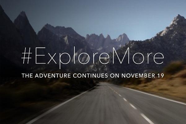 2016 Ford Explorer Teaser