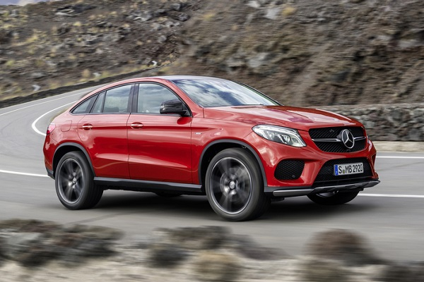 2016 Mercedes-Benz GLE 450 AMG Coupe