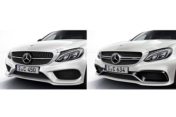 Mercedes AMG Sport Teaser Image