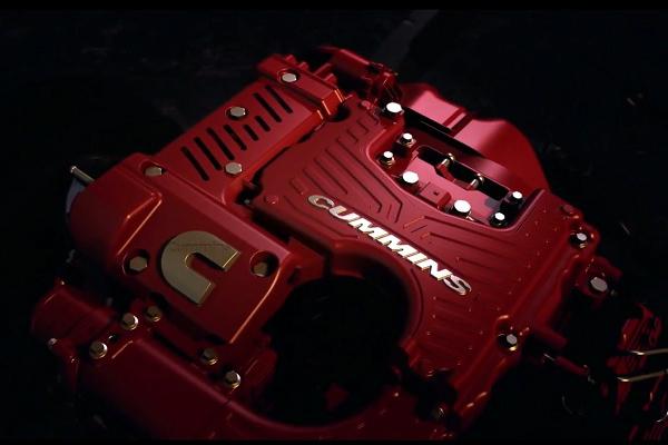 2016 Nissan Titan Cummins Engine