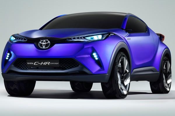 Toyota H-CR Concept