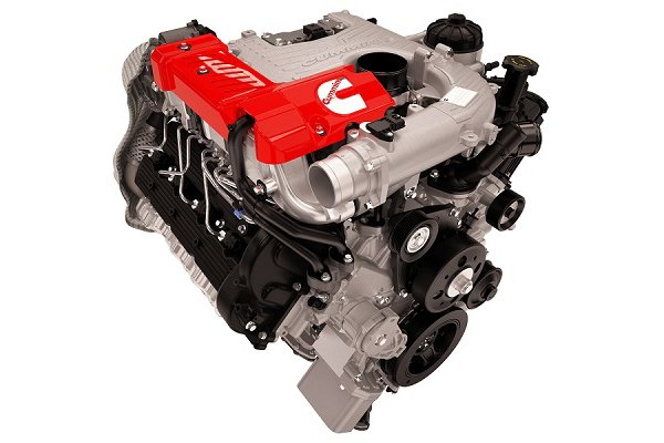 2016 Nissan Titan XD Cummins Engine