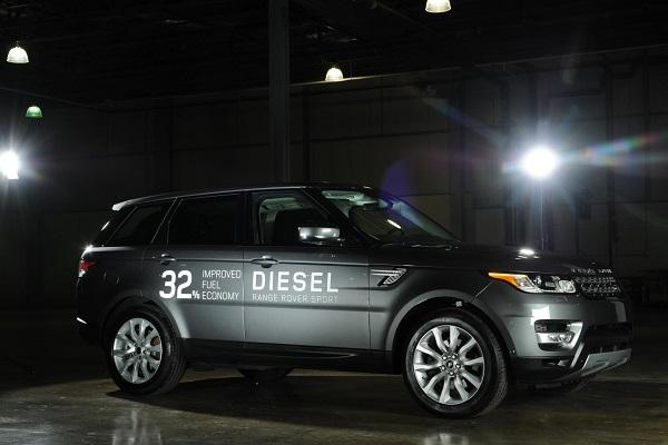 Land Rover Range Rover Sport Td6