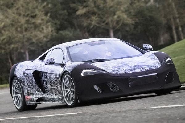 McLaren Geneva Teaser Image