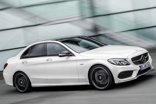 2015 Mercedes-Benz C450 AMG 4Matic
