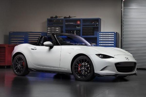 2016 Mazda MX-5 Accessories Concept