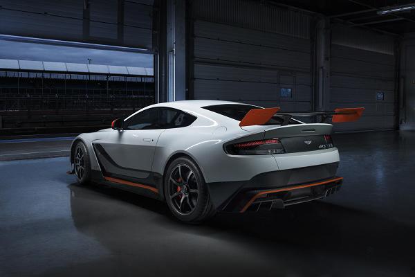 2016 Aston Martin Vantage GT3 Special Edition