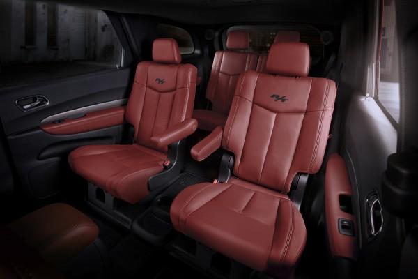 2015 Dodge Durango R/T interior