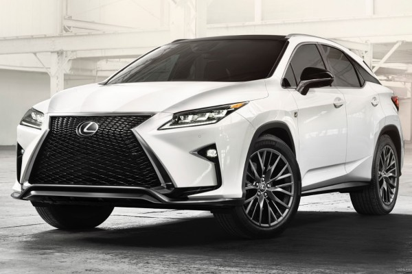lexus finally debuts the all new rx insider car news. Black Bedroom Furniture Sets. Home Design Ideas