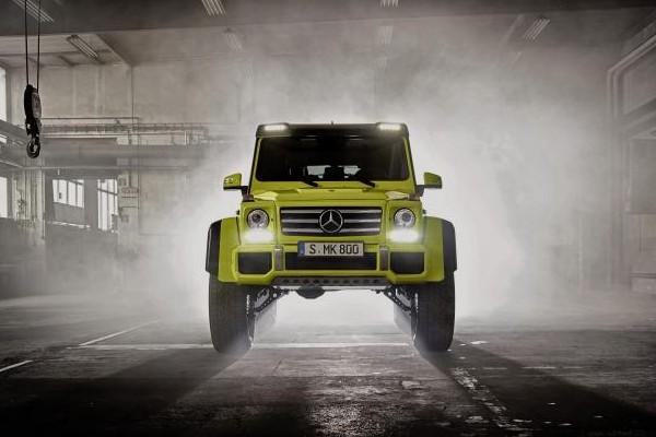 Mercedes G 500 4x4sup2;