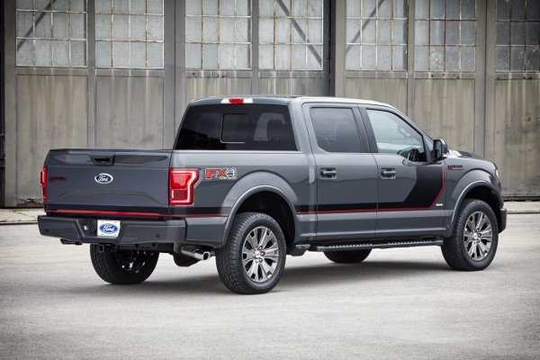 2016 Ford F-150 Lariat w/ Apperance Package