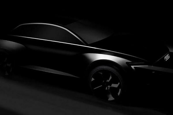 Audi EV Concept preview