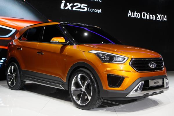 2014 Hyundai ix25 Concept