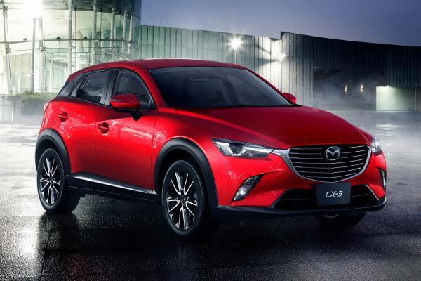 Mazda CX3 Concept