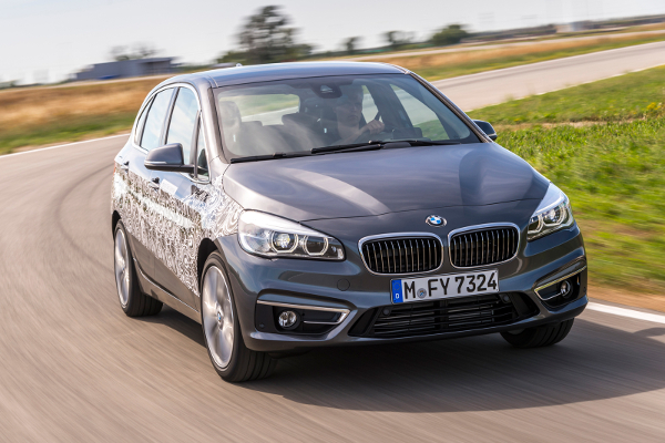 BMW 2 Series Active Tourer Plug-In Hybrid Concept