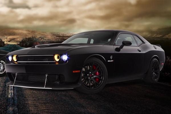 2015 Dodge Challenger Hellcat X