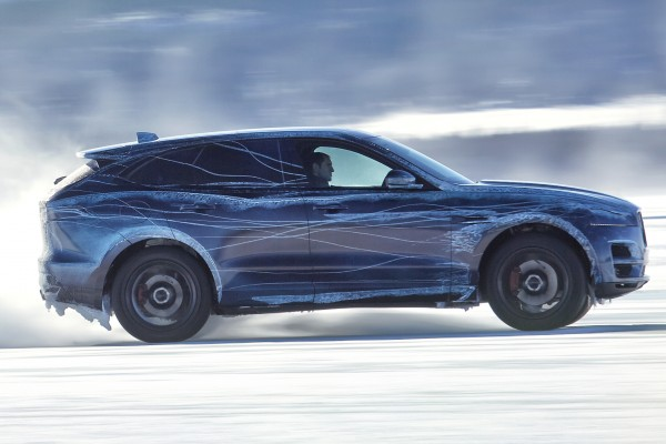 Jaguar Finally Shows Off The F-Pace – Insider Car News