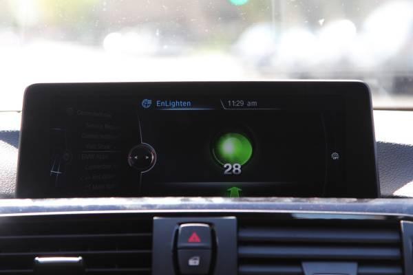 BMW with EnLighten App