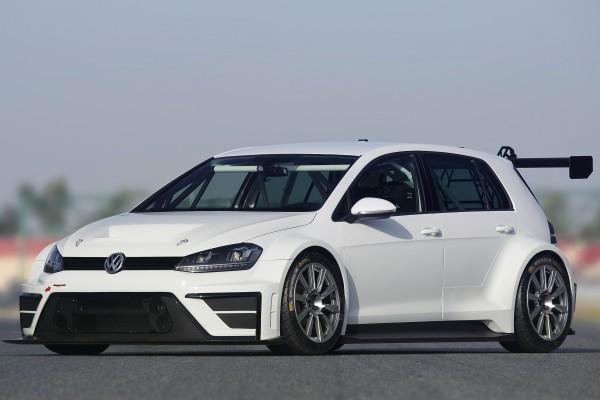 Volkswagen Golf Racing Concept