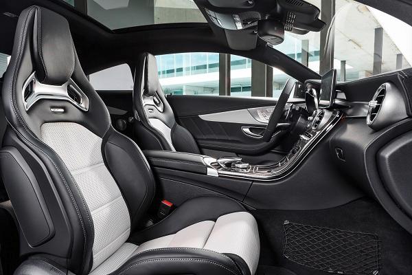 2017 Mercedes-AMG C63