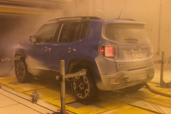 New Fiat Chrysler dyno
