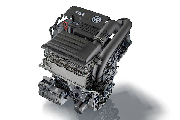 New VW 1.4-liter TSI Engine