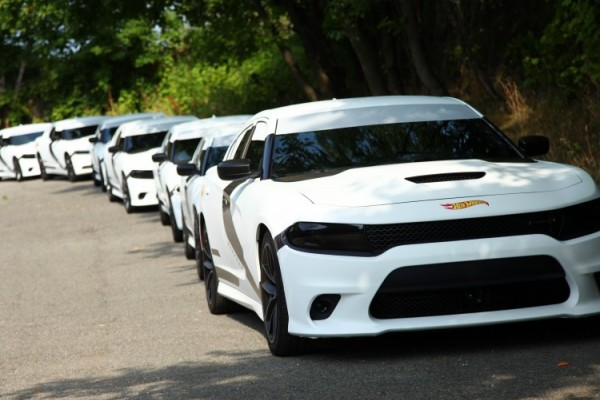 Dodge Force Friday Stormtrooper Chargers