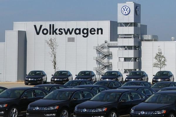 Volkswagen USA's Chattanooga factory
