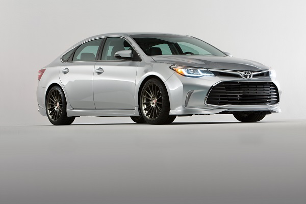 2015 SEMA Edition Avalon