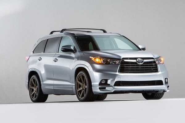 2015 SEMA Edition Highlander