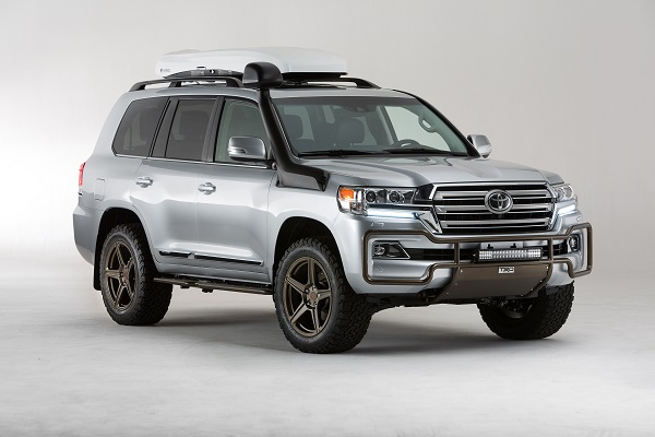 2015 SEMA Edition Land Cruiser