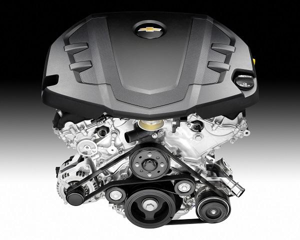 2016 3.6L V-6 AFM VVT DI (LGX) for Chevrolet Camaro