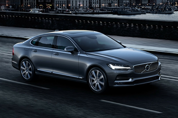 Volvo Reveals The New S90 Sedan – Insider Car News