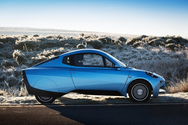 Riversimple Rasa Prototype