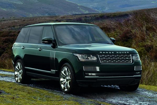Land Rover Range Rover Holland & Holland