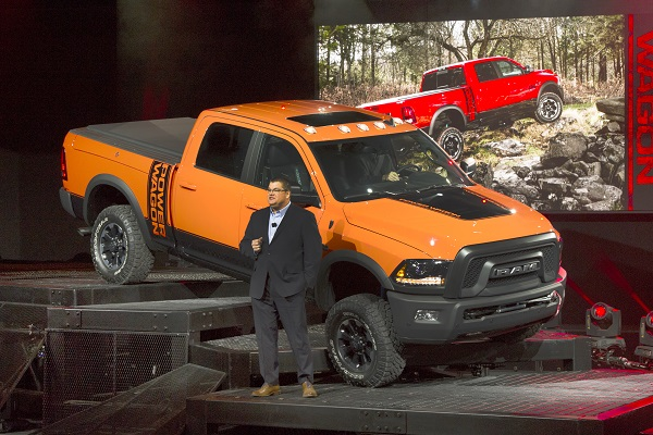 Ram Gives the Power Wagon a New Look for 2017 – Insider ...