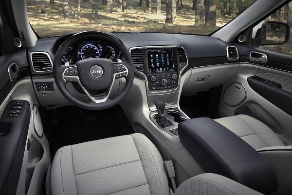 2017 Jeep® Grand Cherokee Summit