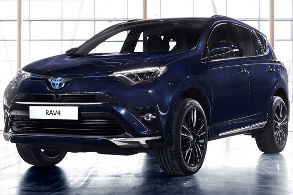 rav4 goes upscale with its sapphire hybrid design study insider car news. Black Bedroom Furniture Sets. Home Design Ideas