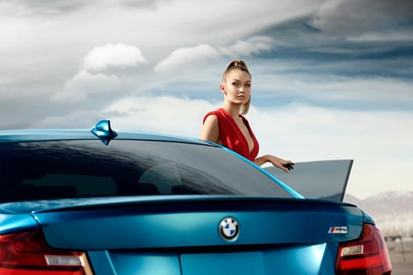 BMW Eyes on Gigi