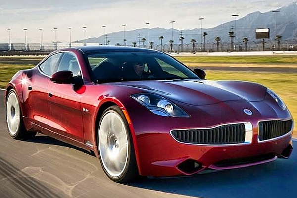 karma revero starts rolling  production  insider car news