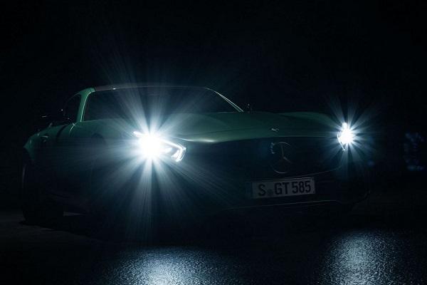 Mercedes-AMG GT R Teaser
