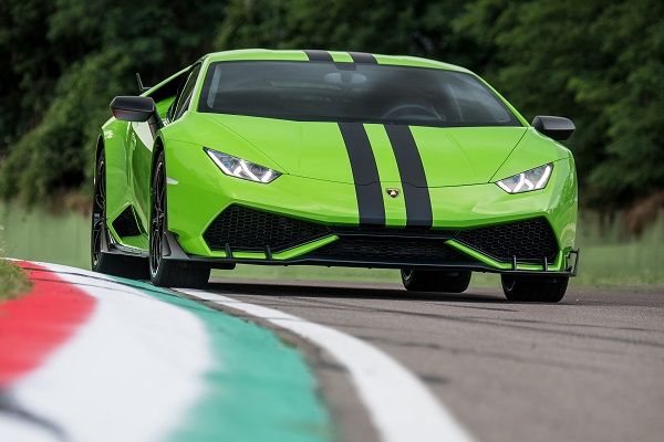 Lamborghini Huracán After-Sales Aerodynamic Kit
