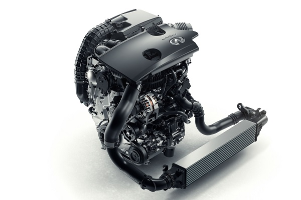 Infiniti Variable Compression-Turbocharged Engine