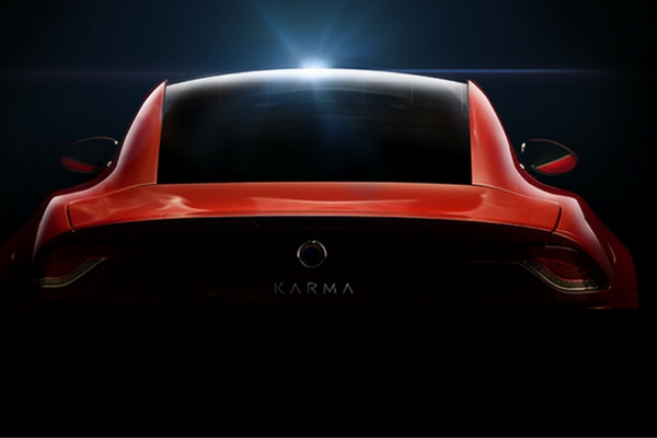 Karma Revero roof