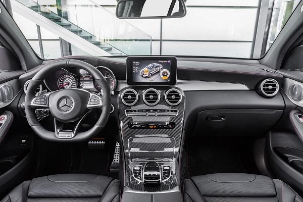 Mercedes-AMG GLC43 4MATIC Coupé